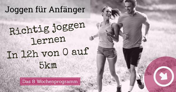 In 12h von 0 auf 5km | Richtig joggen lernen