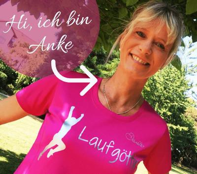 Anke Thiel | Lauftrainerin